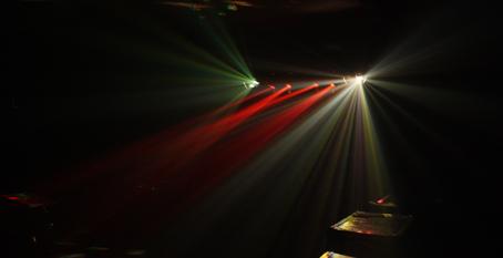 Platinum Productions DJ Lighting 1