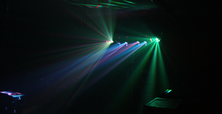Platinum Productions DJ Lighting 2
